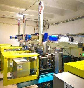 Промышленный робот-манипулятор GRINIK